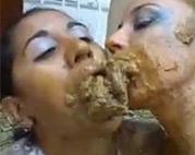Scheisse fressen und Ankotzen