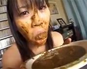 Zwangsernährung für Asia Nutte