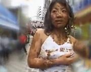 Spazieren gehen mit Asia Scatluder