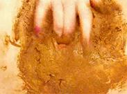 Fingern mit Kacke ist geil