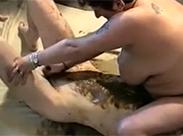 Omas im Kaviar Sex Rausch
