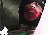 Messy Schlampe von 2 Männern extrem erniedrigt