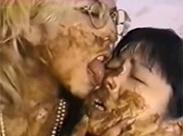 Dreckige Japan Scat Lesben