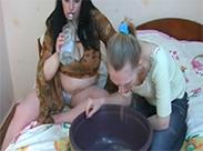 Russische Nutten reiern