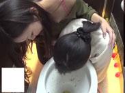 Japan Lesben kotzen zusammen