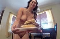 Das perverse Scat Frühstück